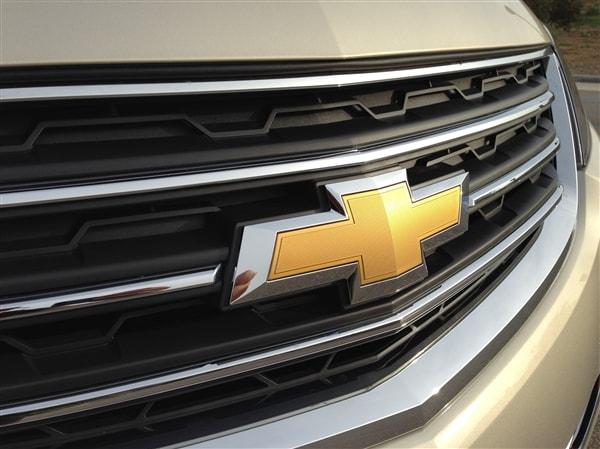 Editors' Page: 2015 Chevrolet Traverse 25