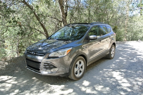 2014 Compact SUV Comparison Ford Escape  Kelley Blue Book