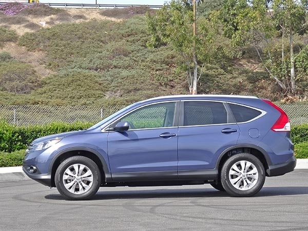 compact suv comparison honda cr  kelley blue book