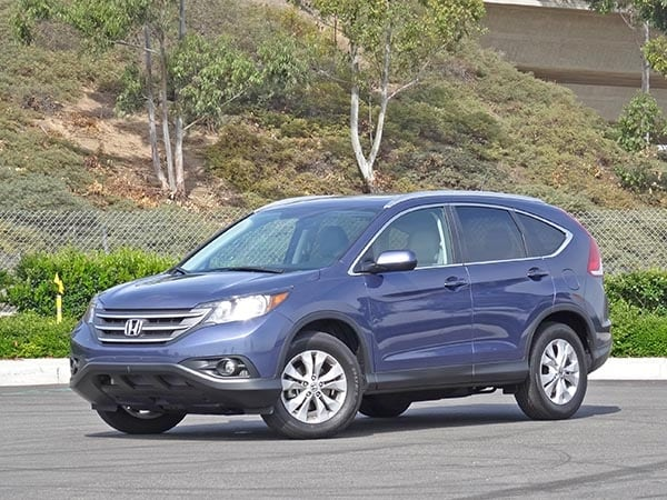 2014 compact suv comparison honda cr v kelley blue book. Black Bedroom Furniture Sets. Home Design Ideas