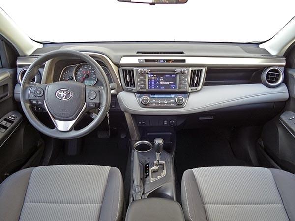 2014 Compact Suv Comparison Toyota Rav4 Kelley Blue Book