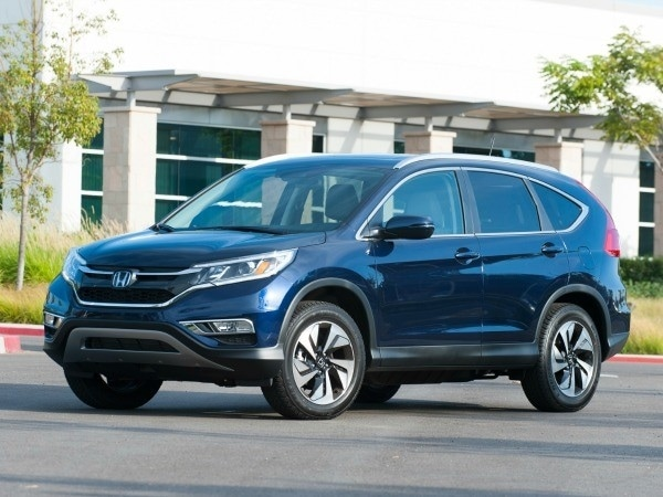 Compact suv buyer 39 s guide kelley blue book for Honda crv blue