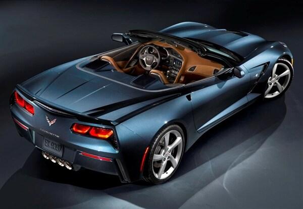 2014 Chevy Corvette Stingray will have 455 hp - Kelley ...