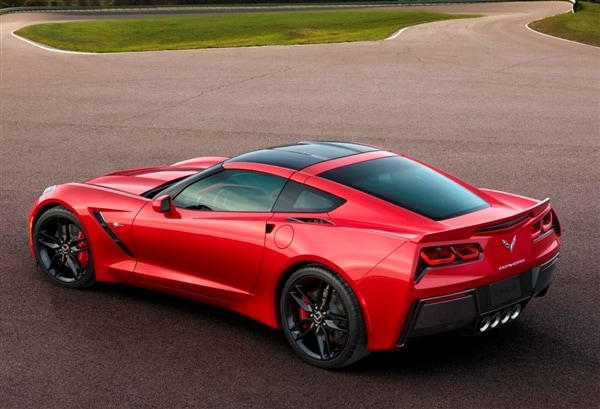 2014 chevy corvette stingray will have 455 hp kelley blue book. Black Bedroom Furniture Sets. Home Design Ideas