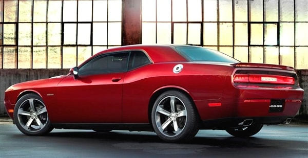 2014 Dodge Challenger 100th Anniversary Edition revealed ...  2014 Dodge Chal...