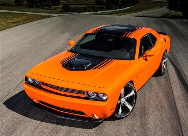2014 Dodge Challenger R/T Shaker unveiled - Kelley Blue Book  2014 Dodge Chal...