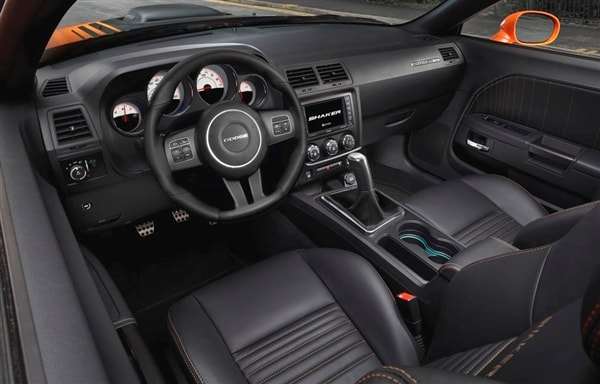 2014 Dodge Challenger R T Shaker Unveiled Kelley Blue Book