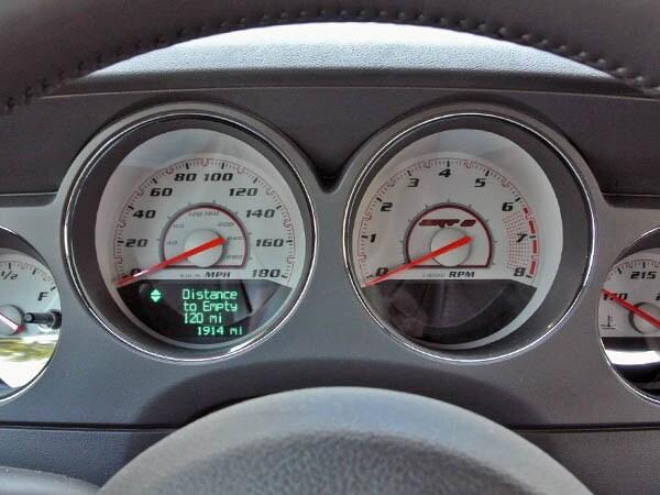 2014 Dodge Challenger SRT Quick Take 8