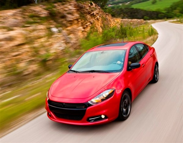 2014 dodge dart sxt blacktop package unveiled kelley. Black Bedroom Furniture Sets. Home Design Ideas