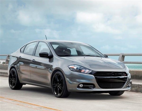 Dodge Dart Safety Ratings >> 2014 Dodge Dart SXT Blacktop package unveiled - Kelley Blue Book