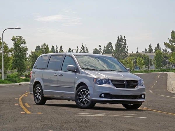 2014 dodge grand caravan 30th anniversary edition quick take kelley blue book. Black Bedroom Furniture Sets. Home Design Ideas