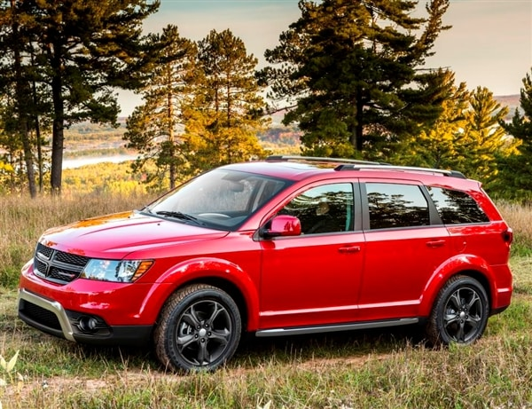 Chicago Auto Show 2014 Dodge Journey Crossroad Is Making