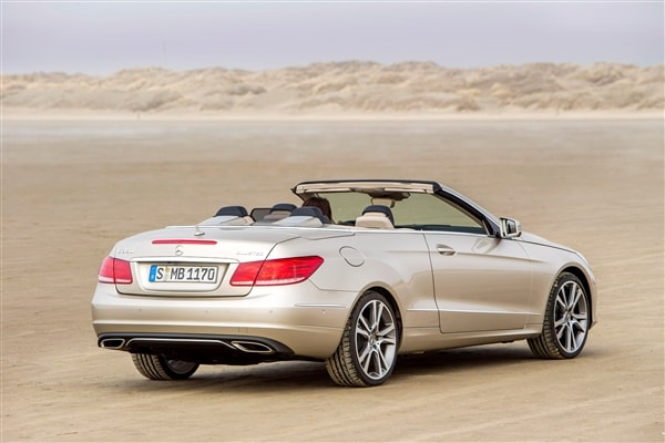 2014 mercedes benz e class coupe and cabriolet first for 2013 mercedes benz e350 cabriolet