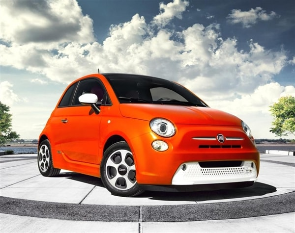 2014 Fiat 500e Priced At 33200 Before Incentives Kelley Blue Book