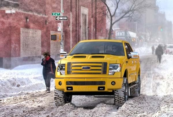 2014 Ford F-150 Tonka Edition hits the road | Kelley Blue Book