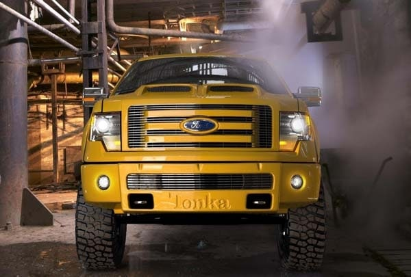 2014 Ford F-150 Tonka Edition hits the road - Kelley Blue Book