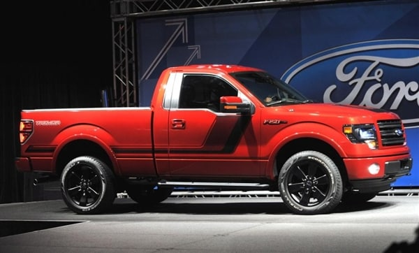 2014 Ford F 150 Tremor Unveiled Kelley Blue Book