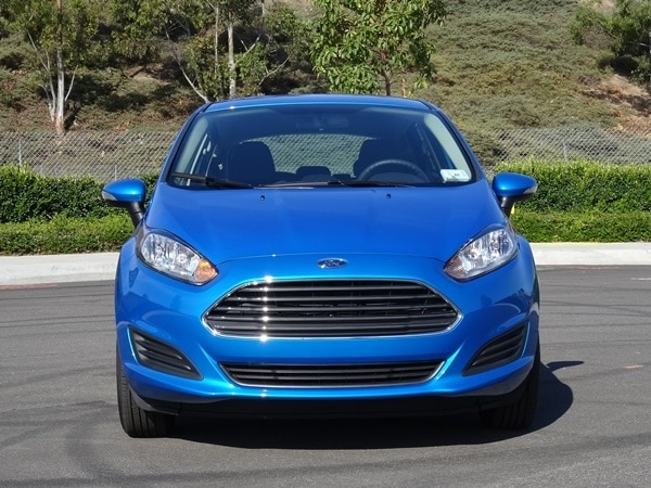 2014 Ford Fiesta SFE 1.0-Liter EcoBoost First Review: The Little Engine That Could 5