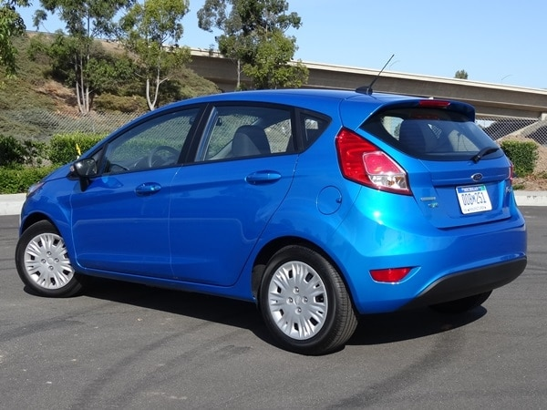 2014 Ford Fiesta SFE 1.0-Liter EcoBoost First Review: The Little Engine That Could 3
