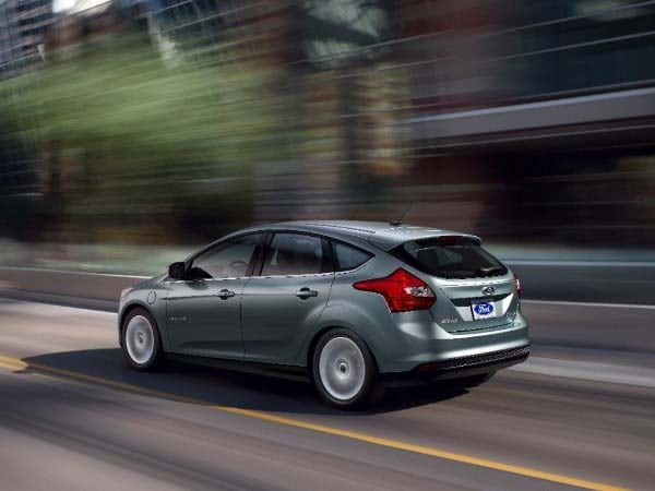 2014 ford focus electric quick take undercover ev kelley blue book. Cars Review. Best American Auto & Cars Review