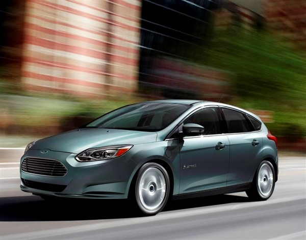 2014 Ford Focus Electric Gets 4 000 Price Cut Kelley Blue