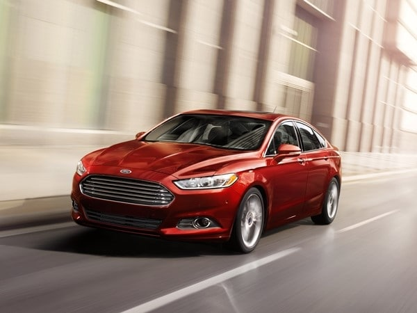 2017 Ford Fusion Se Hybrid Quick Take