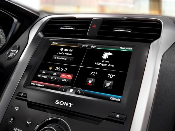2014 Ford Fusion SE Hybrid Quick Take 3