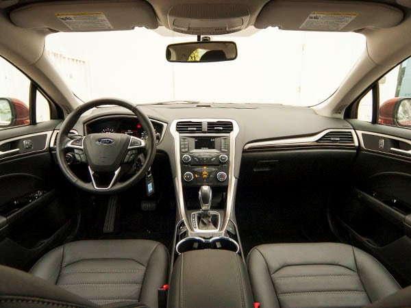 2014 Ford Fusion SE: Utility, Plus A Little Something Extra | Kelley Blue  Book Design Inspirations