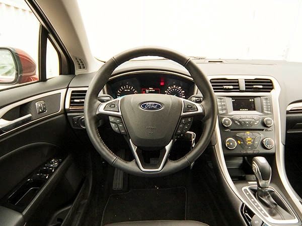 2014 Ford Fusion Se Utility Plus A Little Something