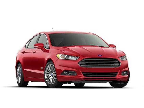 Editors' Page: 2015 Ford Fusion 8