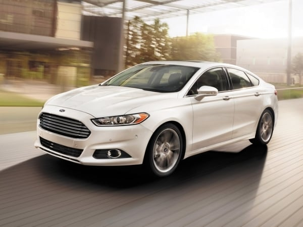 Editors' Page: 2015 Ford Fusion