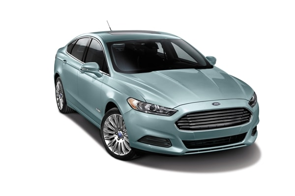Editors' Page: 2015 Ford Fusion 3