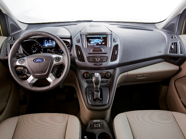 2014 ford transit connect wagon first review kelley blue book