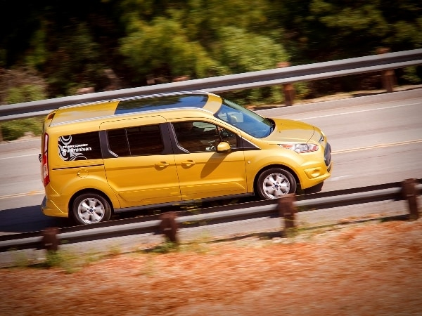 2014 Ford Transit Connect Wagon First Review 10