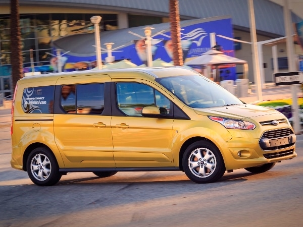 2014 Ford Transit Connect Wagon First Review 9