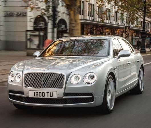 The Osbournes New Bentley Flying Spur: 2015 Bentley Flying Spur V8