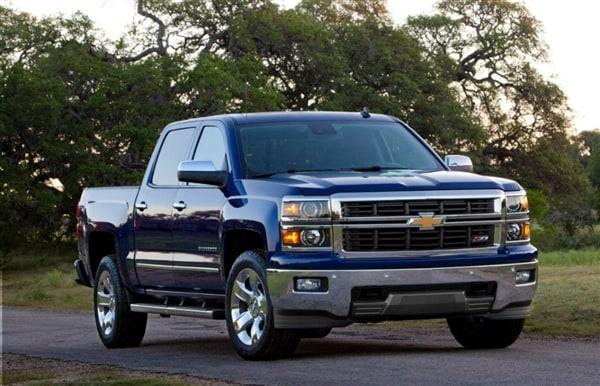 2014 Silverado/Sierra pickups to have most standard V6 ...