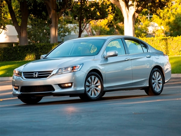 Exceptional 12 Best Family Cars: 2014 Honda Accord