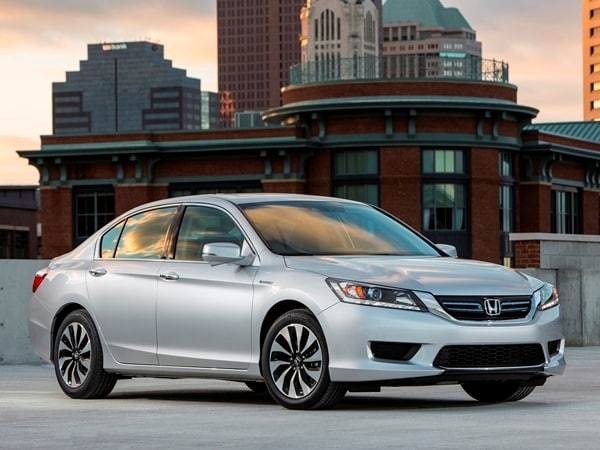 2014 Honda Accord Hybrid First Review Hitting 50 Mpg And