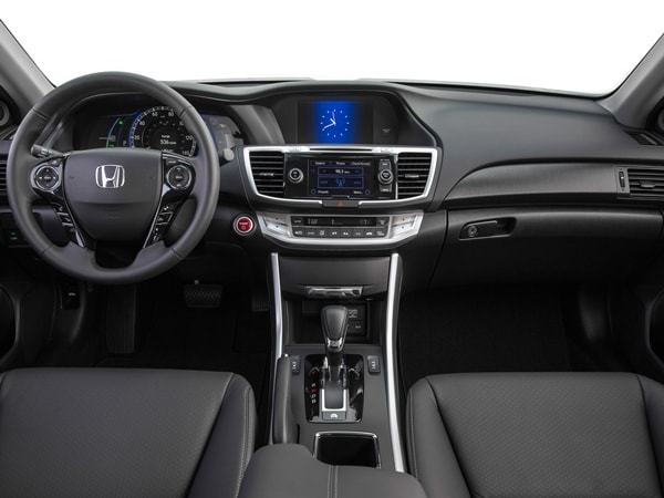 2014 Honda Accord Hybrid First Review: Hitting 50 mpg and Beyond 9