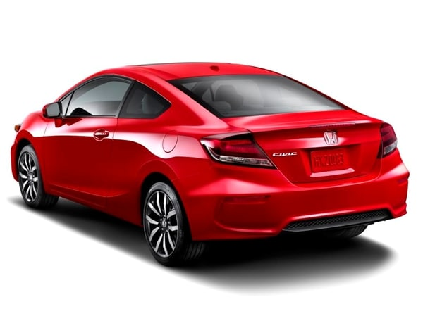 2014 Honda Civic Coupe And Si Unveiled Kelley Blue