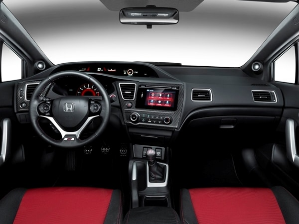 Amazing 2014 Honda Civic Si Starts At $23,580, Brings Bump In Power And Features |  Kelley Blue Book