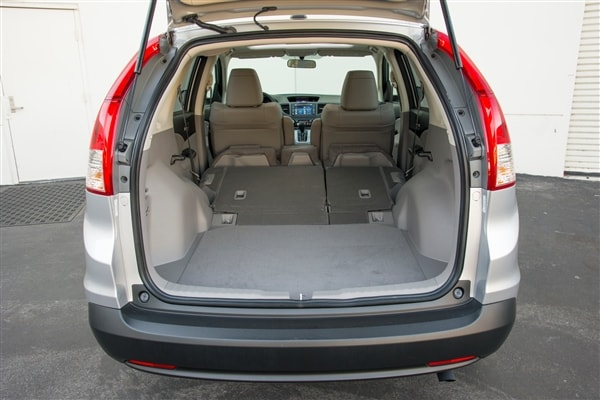 12 Best Family Cars: 2014 Honda CR-V - Kelley Blue Book