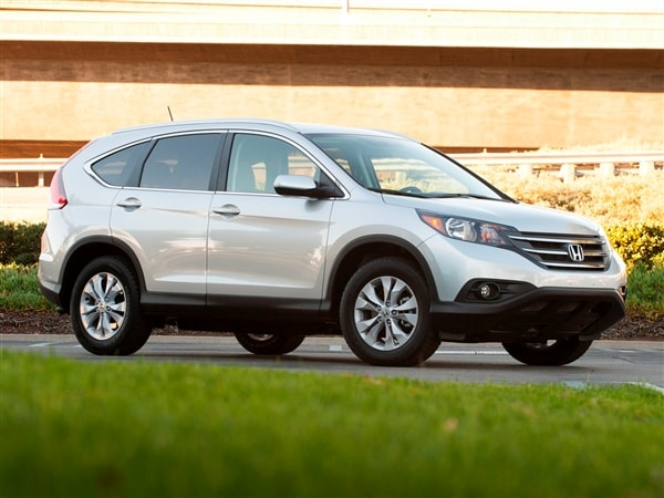 12 Best Family Cars 2017 Honda Cr V
