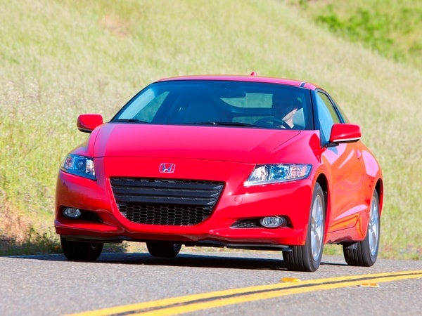 2014 Honda CR-Z Quick Take: Sport/Hybrid is not an oxymoron