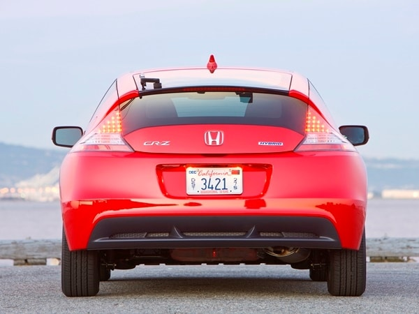 2014 Honda CR-Z Quick Take: Sport/Hybrid is not an oxymoron 2