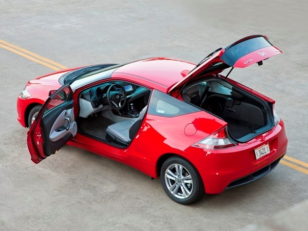 2014 honda cr z quick take sport hybrid is not an. Black Bedroom Furniture Sets. Home Design Ideas