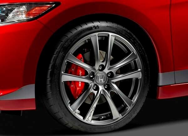2014 Honda CR-Z Sport Hybrid offers new HPD supercharger