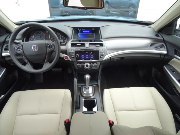 2014 Honda Accord EX-L Interior