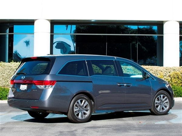 Honda Odyssey Touring Kbb
